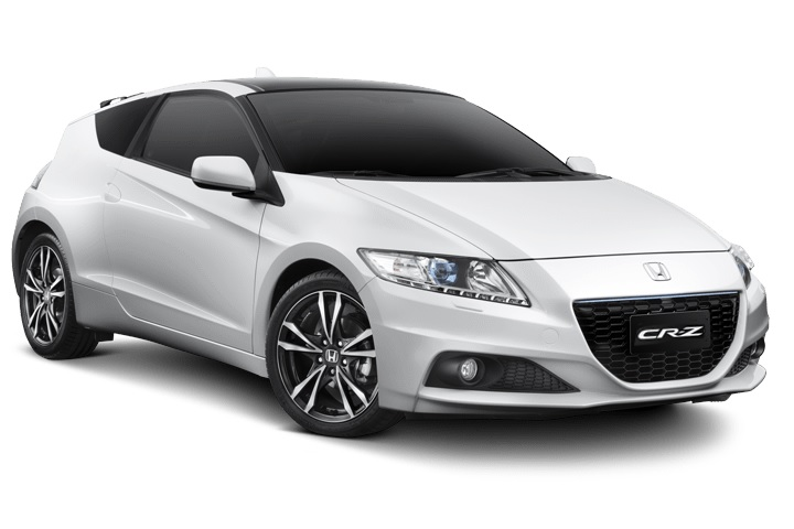 Honda CR-Z Hybrid Ended in Failure Despite Updates and Enhancements ...