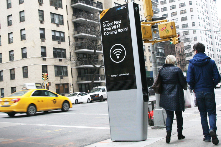LinkNYC Pulls the Plug on Internet Browsing to Avoid Porn Problem