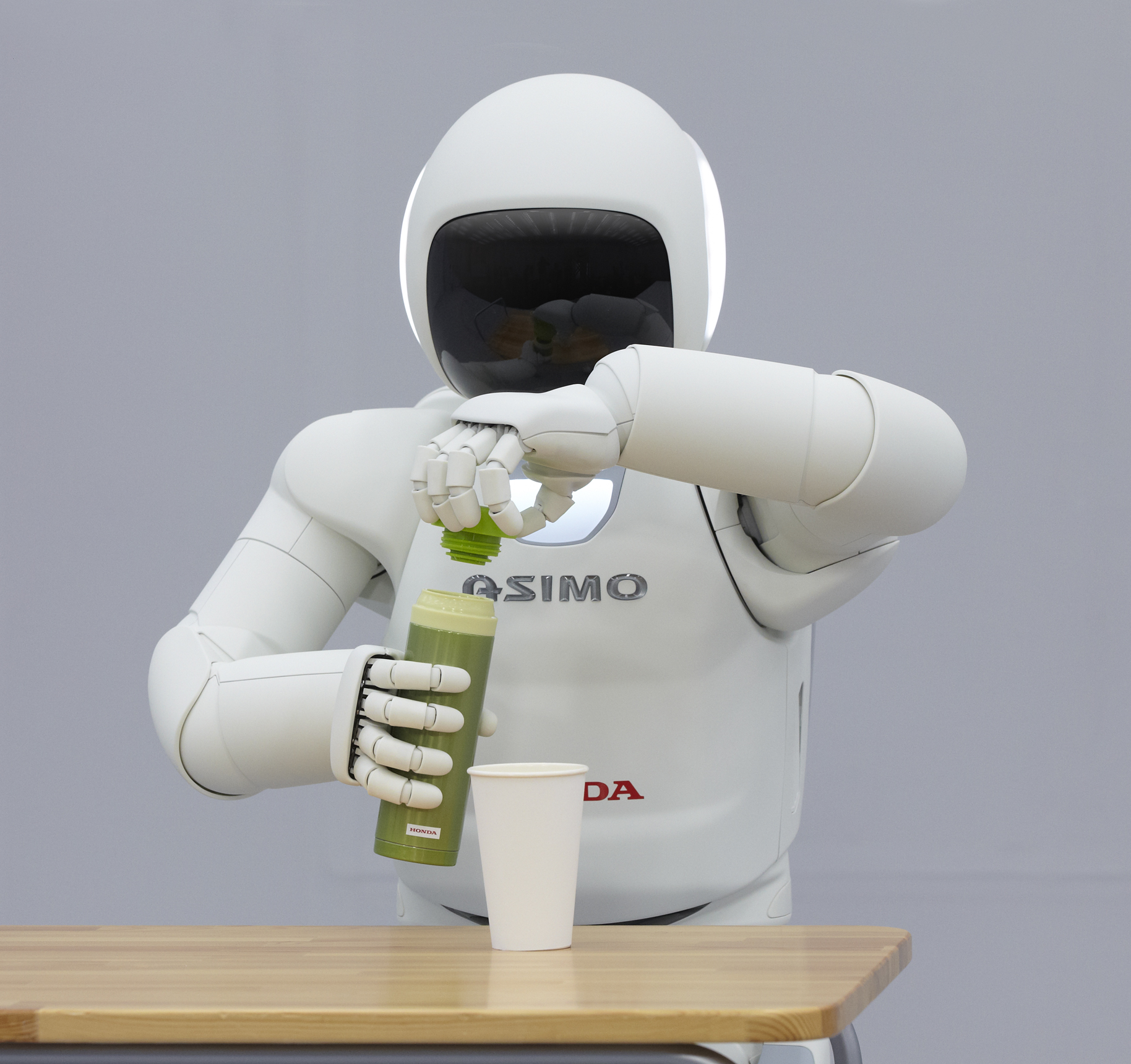Photo Credit: Honda, Asimo robot