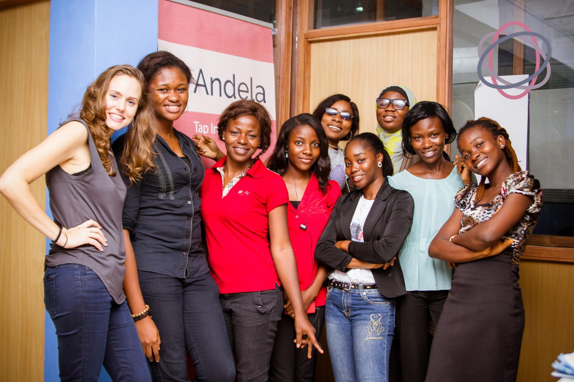 andela-office
