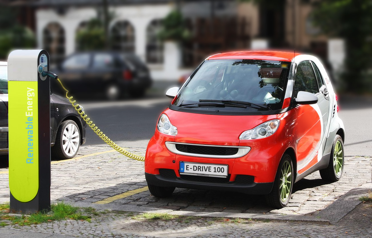 Electric Cars Will Takeover
