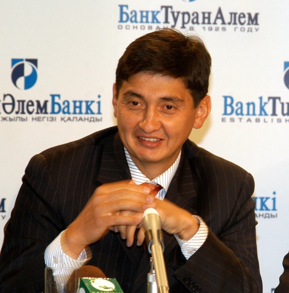 Tatishev ran one of Kazakhstan's biggest banks