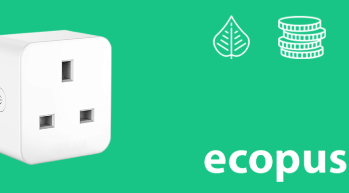 ecopush energy saving plug