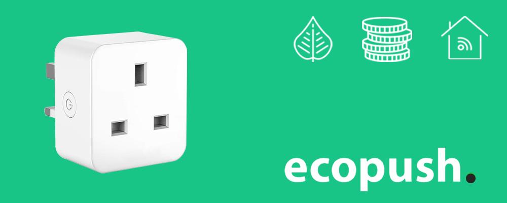 ecopush energy saving plug