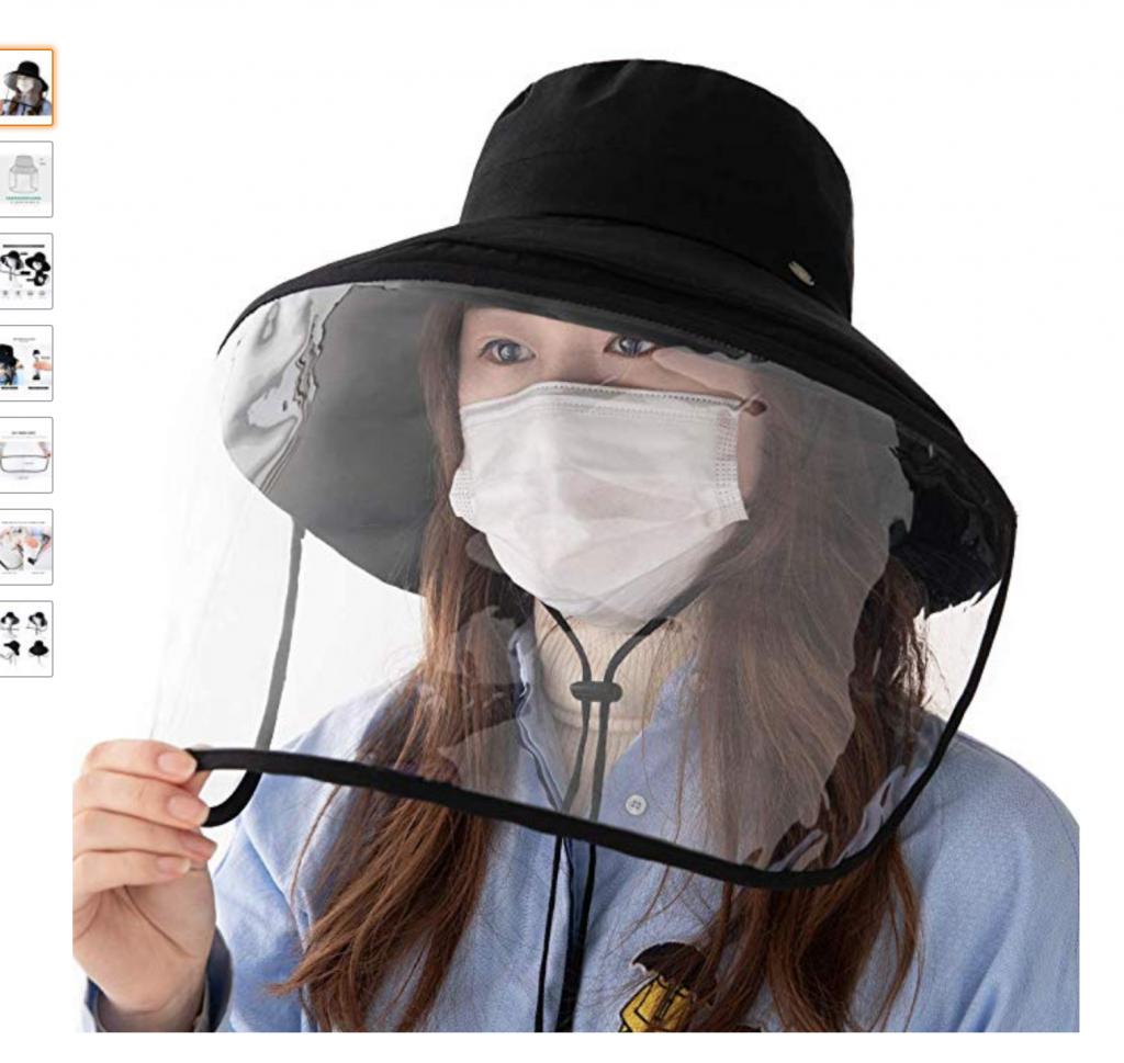 amazon face mask virus